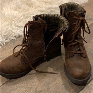 Faded Glory Combat Boots
